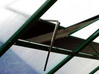 Automatický otvírač pro střešní okno skleníků KOMPLET/VeGA/KOMFORT