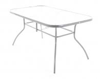BAZAR - Kovový stůl PATRICIA