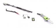 Teleskopická AKU prořezávací pila Verdemax PT20