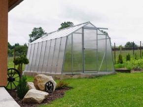 Limes Prodloužení skleníku H 7-W - sklo HELIOS 4mm
