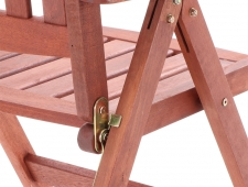 MERANTI HANNOVER dřevěný zahradní nábytek